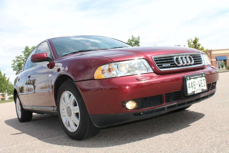 2001 Audi A4 1.8t turbo Quattro ***SOLD***