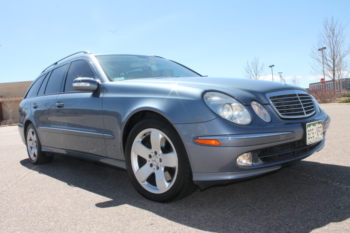 2005 mercedes benz wagon e class e 500 4matic awd 3rd row for 500 mercedes benz for sale