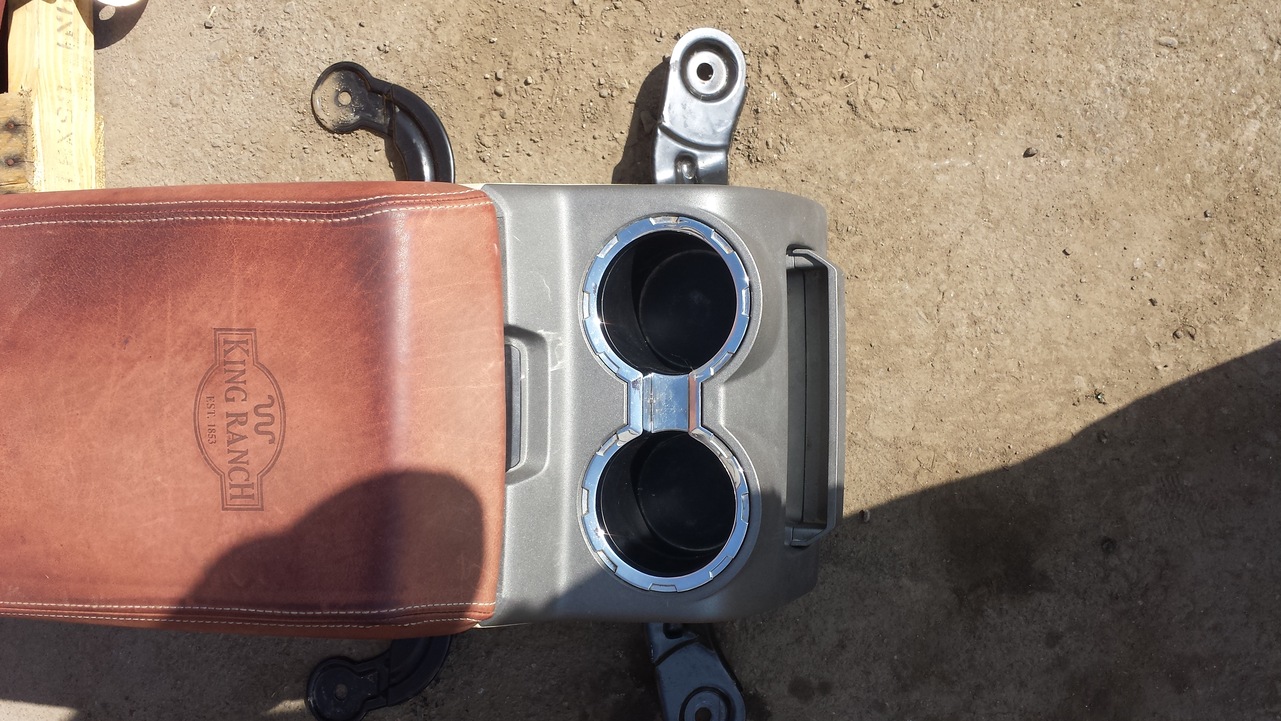 BMW Of Denver >> 2009 Ford F-350 King Ranch Interior!!!!!! Seats and Center ...