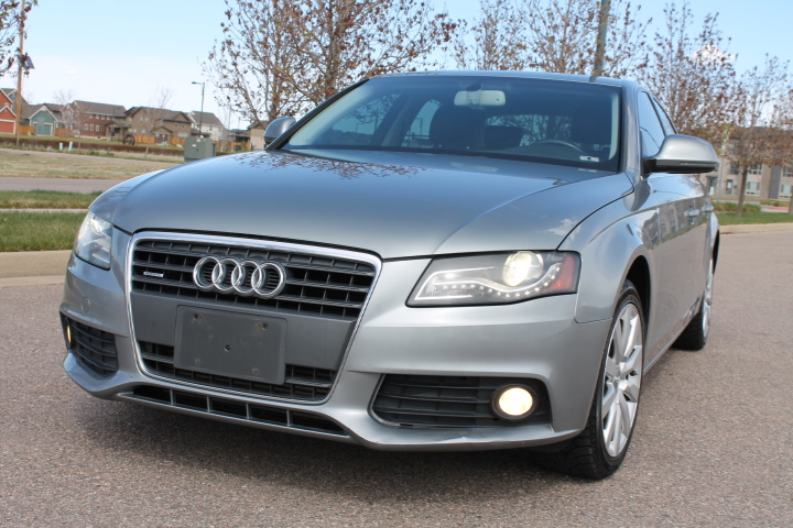 2009 audi a4 quattro awd 90k cold weather package for sale sold collision repair. Black Bedroom Furniture Sets. Home Design Ideas