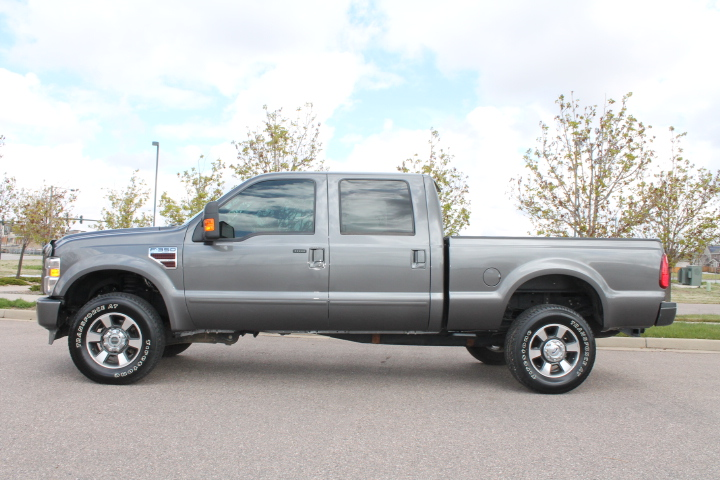 2008 ford f 350 crew cab diesel pickup 63k loaded tow package dpf delete sold collision. Black Bedroom Furniture Sets. Home Design Ideas