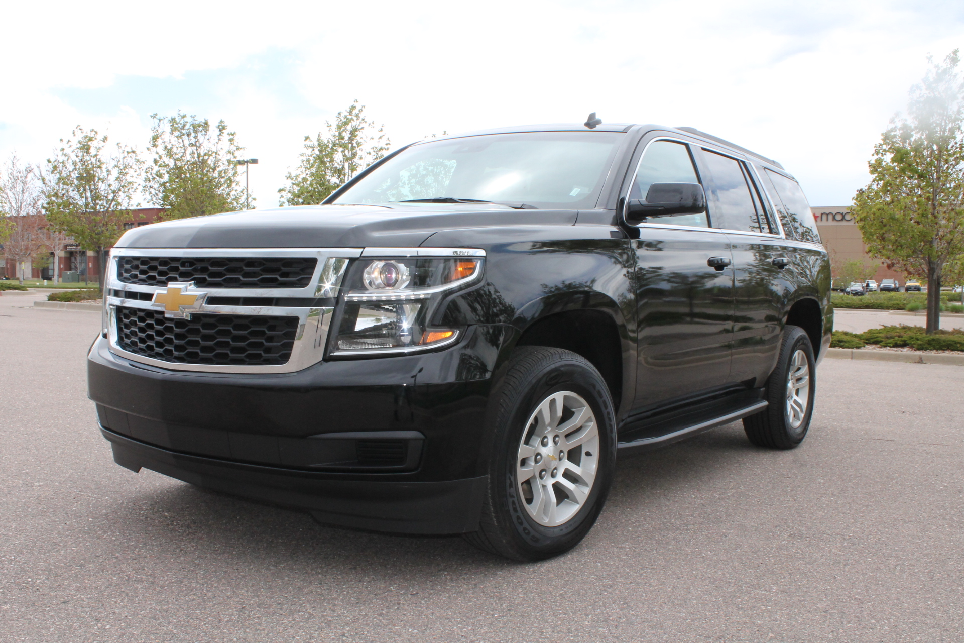 2015 chevrolet tahoe lt blk on blk nav for sale sold collision repair denver auto parts. Black Bedroom Furniture Sets. Home Design Ideas