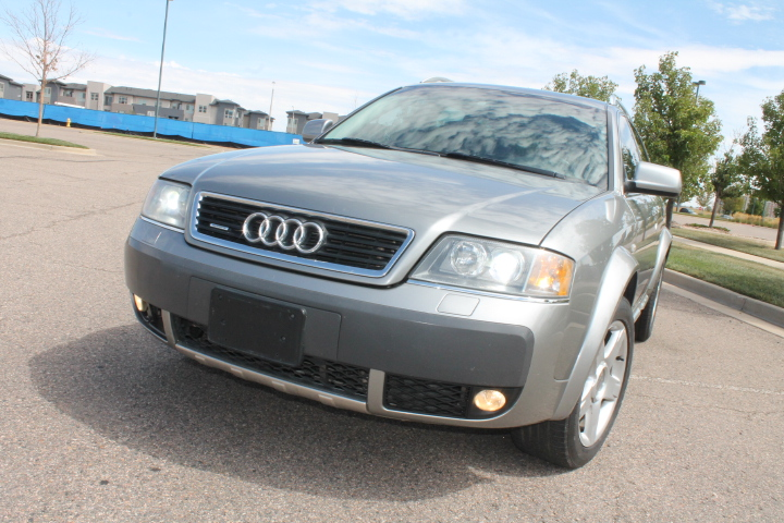 2005 audi allroad 4 2l tiptronic auto runs awesome must look for sale sold collision. Black Bedroom Furniture Sets. Home Design Ideas