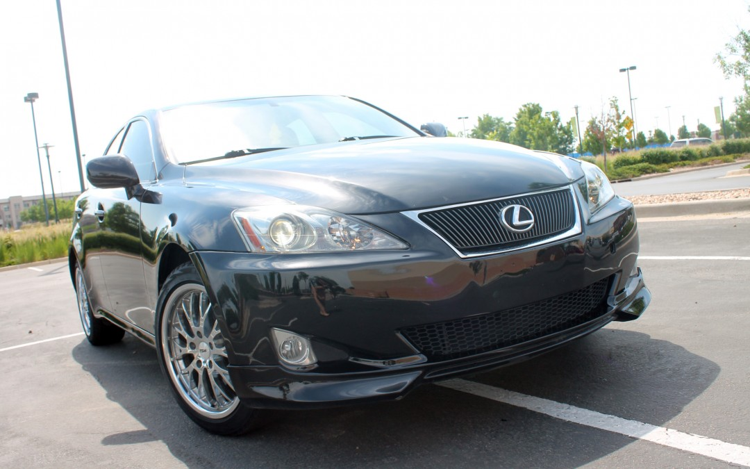 2008 lexus is 250 26k miles fully loaded nav awd sports. Black Bedroom Furniture Sets. Home Design Ideas