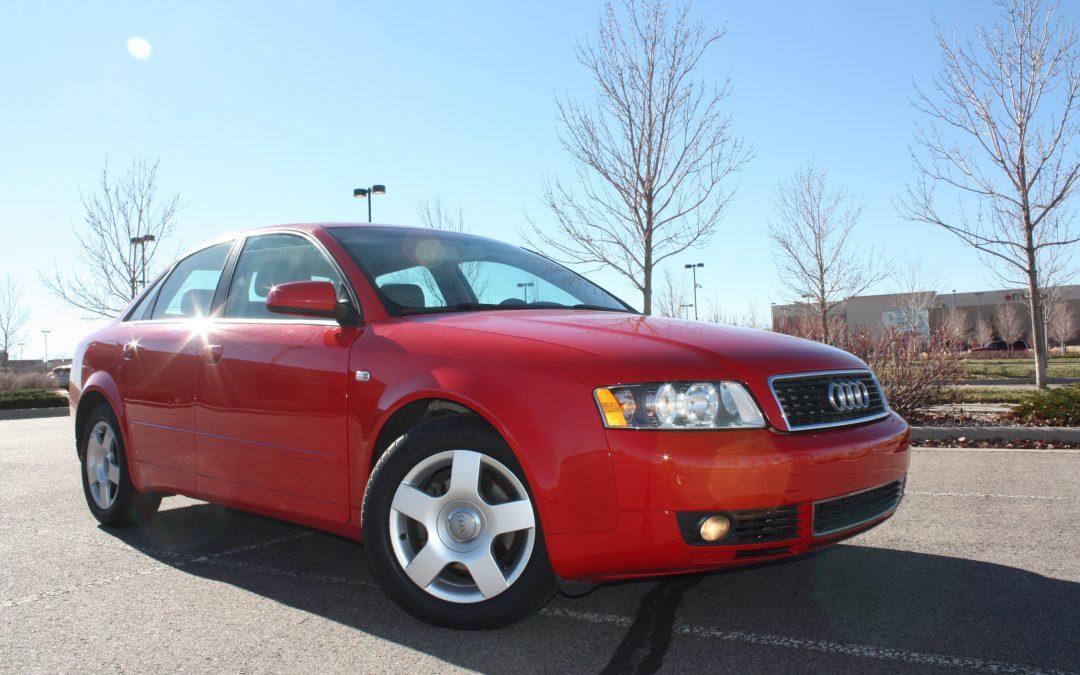 Audi A T Quattro All Wheel Drive For Sale In Denver - Audi repair denver