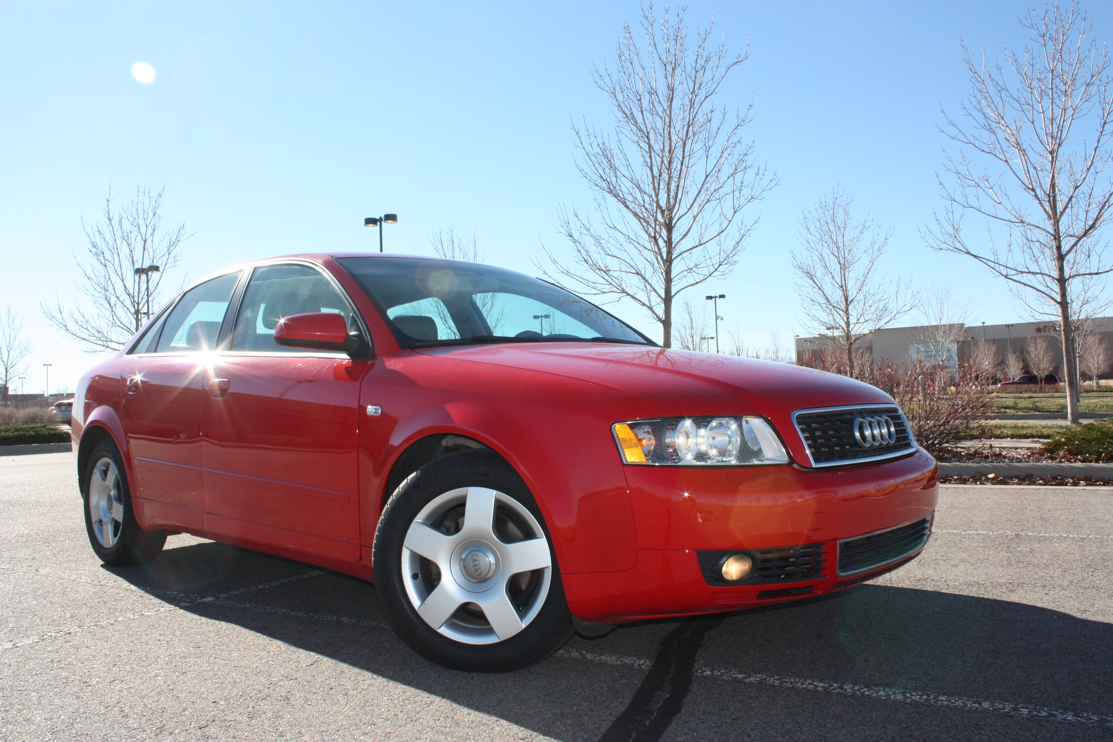 2005 audi a4 quattro all wheel drive for sale in denver 6 000 collision repair. Black Bedroom Furniture Sets. Home Design Ideas