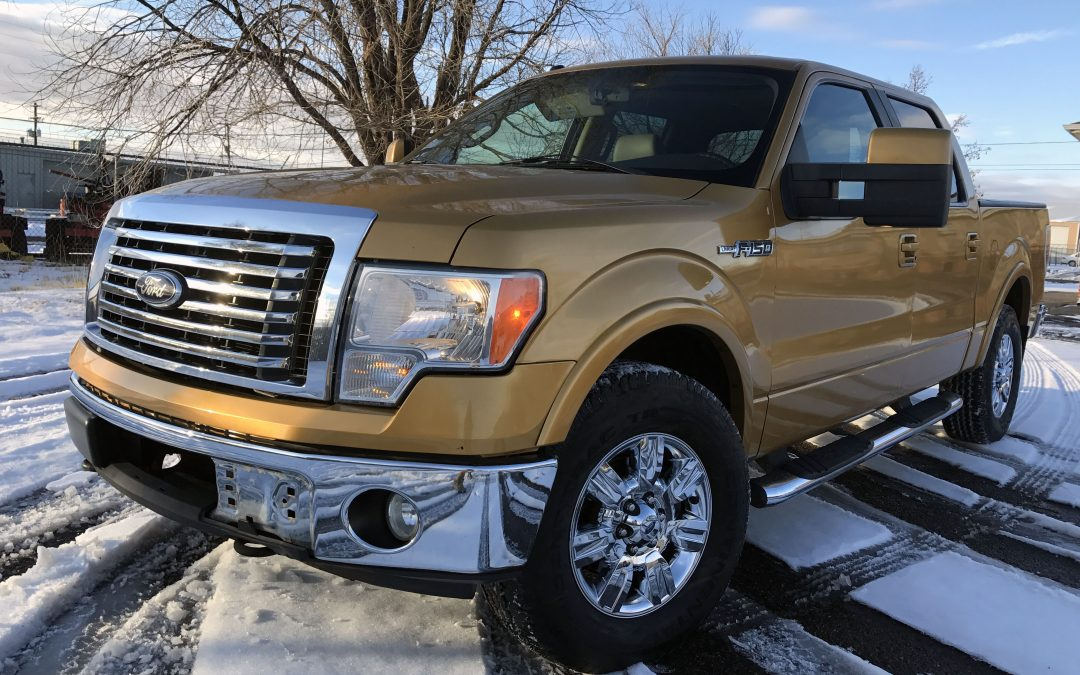 2009 Ford F150 4x4 For Sale >> 2009 Ford F 150 Lariat 69k Super Crew Cab 4x4 Mint For Sale In