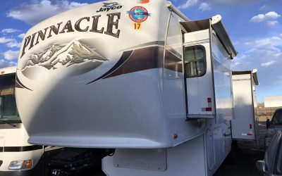 2011 Jayco Pinnacle 34RLTS all seasons 5th wheel trailer rv camper for sale in Denver, CO *** SOLD***