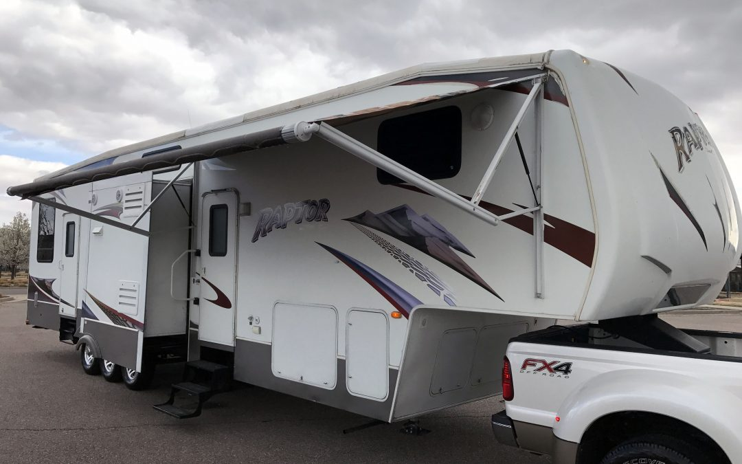 Cool Seasons 5th Wheel Trailer Rv Camper For Sale In Denver CO  SALE