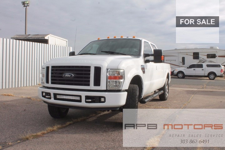 2009 ford f250 truck lariat crewcab diesel 4 4 tow nav for sale in denver sold. Black Bedroom Furniture Sets. Home Design Ideas