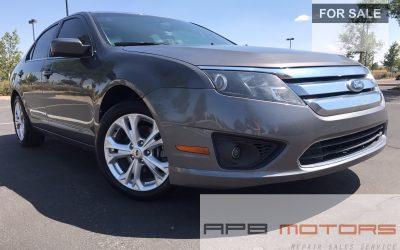 2012 Ford Fusion SE low mileage great daily runner for sale in Denver, CO  ***SOLD***