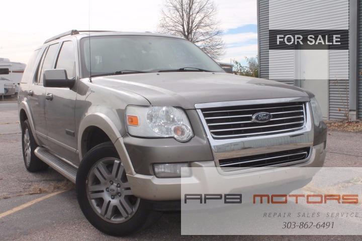 Ford explorer interior 3rd row cheap ford explorer xlt x for Kyle chapman motors san marcos