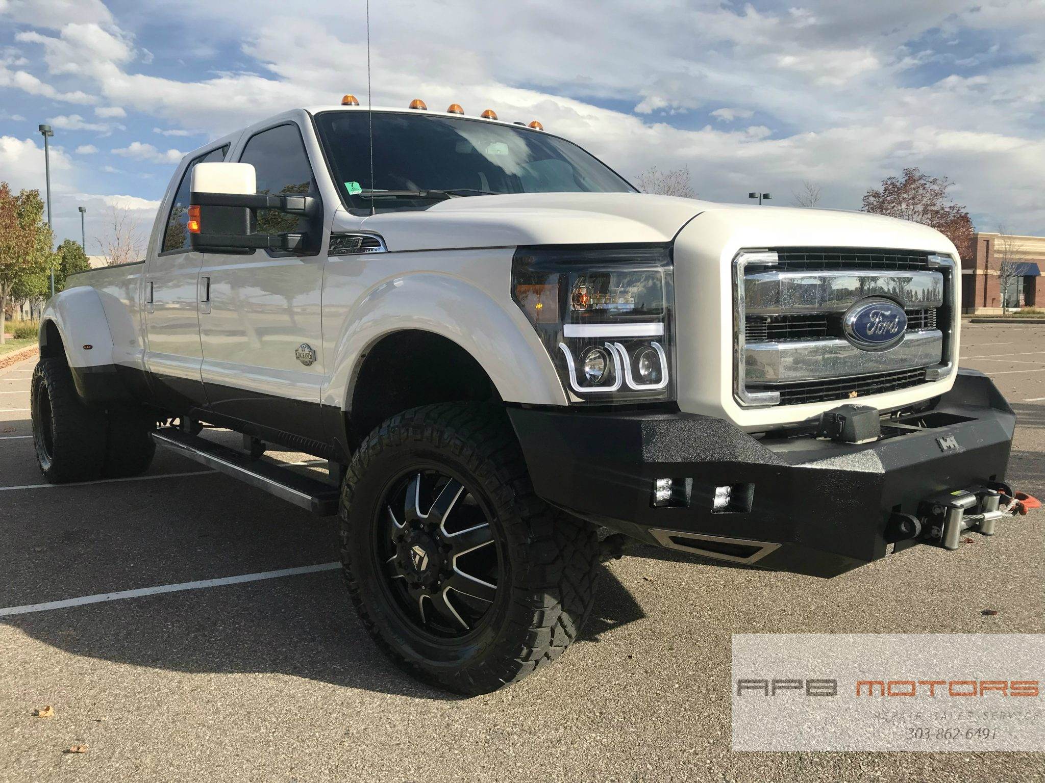 2016 Ford F-350 super duty 6.7l Diesel pickup truck King Ranch Mint – ***SOLD*** | Collision ...