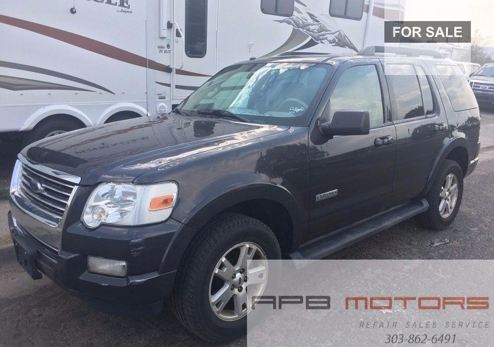 2007 Ford Explorer XLT for sale in Denver, CO – ***SOLD***