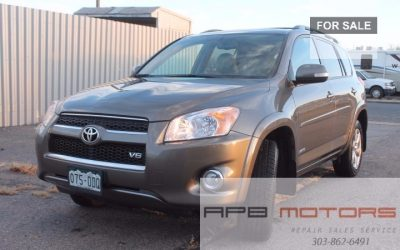 2011 Toyota RAV4 AWD Limited V6 for sale in Denver, CO – ***15,300.00***