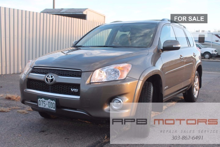 2011 Toyota RAV4 AWD Limited V6 for sale in Denver, CO – ***SOLD***
