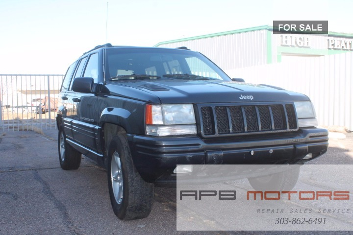 1998 Jeep Grand Cherokee 5.9L Limited AWD 4×4 for sale in Denver, CO – ***SOLD***