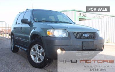 2006 Ford Escape FWD 3.0 V6 for sale in Denver, CO – ***$3,500.00***