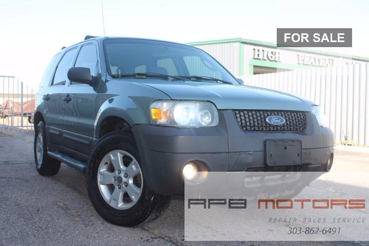 2006 Ford Escape FWD 3.0 V6 for sale in Denver, CO – ***SOLD***