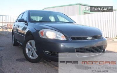 2008 Chevrolet Impala 3.5L V6 for sale in Denver CO 80022 – ***$4,000.00***