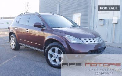 2005 Nissan Murano AWD V6 for sale in Denver- ***$2500.00***