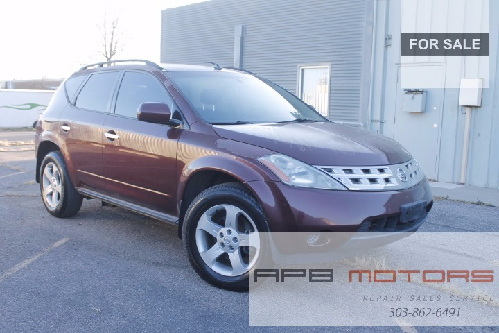 2005 Nissan Murano AWD V6 for sale in Denver- ***$2500.00***