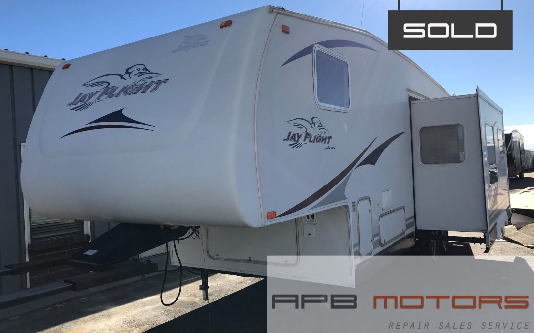 2006 Jayco Jay Flight CT Camper Trailer 5th Wheel For Sale In Denver CO