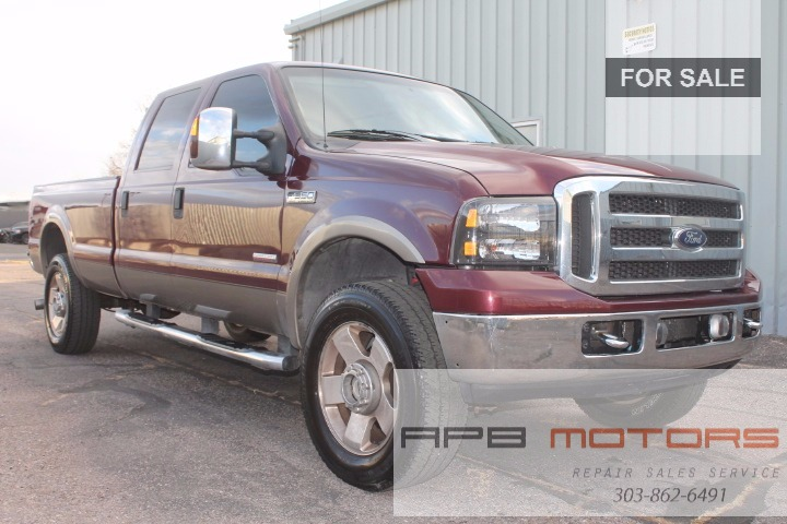 2007 Ford F-350 Lariat 6.0L V8 Turbo Diesel 4×4 Long Bed for sale in Denver, CO – ***$SOLD***