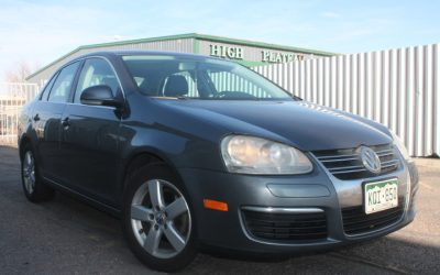 2009 Volkswagn Jetta 2.5L FWD for sale in Denver, CO – ***$5,200.00***