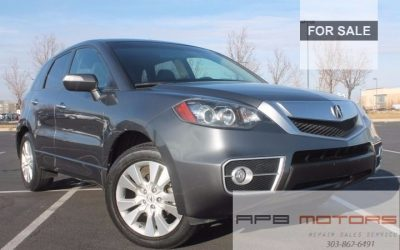 2011 Acura RDX AWD 4Cyl Turbo for sale in Denver, CO  – ***$13,900.00***
