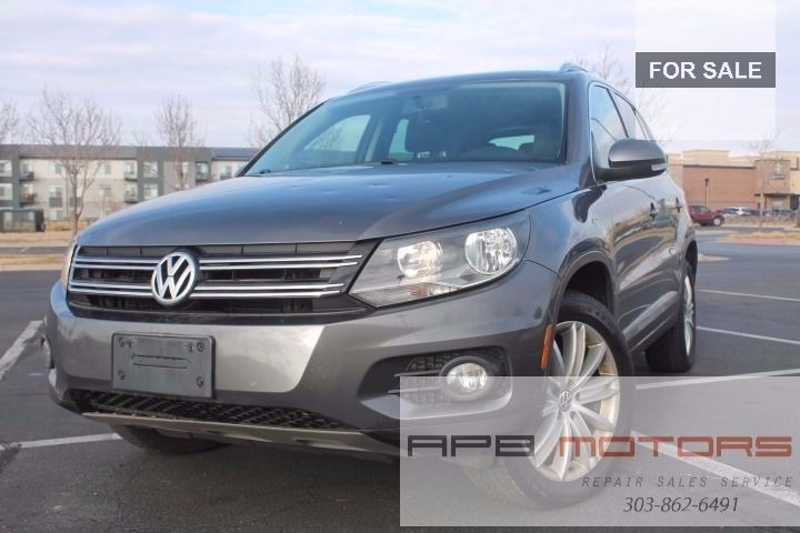 2012 Volkswagen Tiguan 2.0T AWD for sale in Denver, CO  – ***$9,999.00***