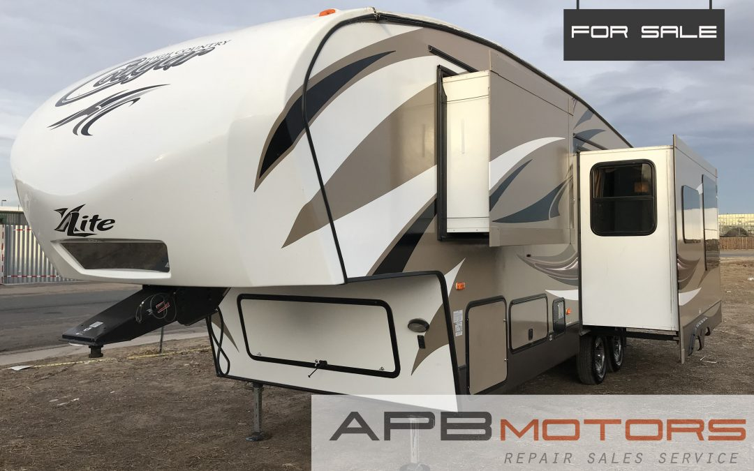 2015 Cougar high country xLite by Keystone 5th Wheel trailer RV for sale in Denver, CO ***$19,999***