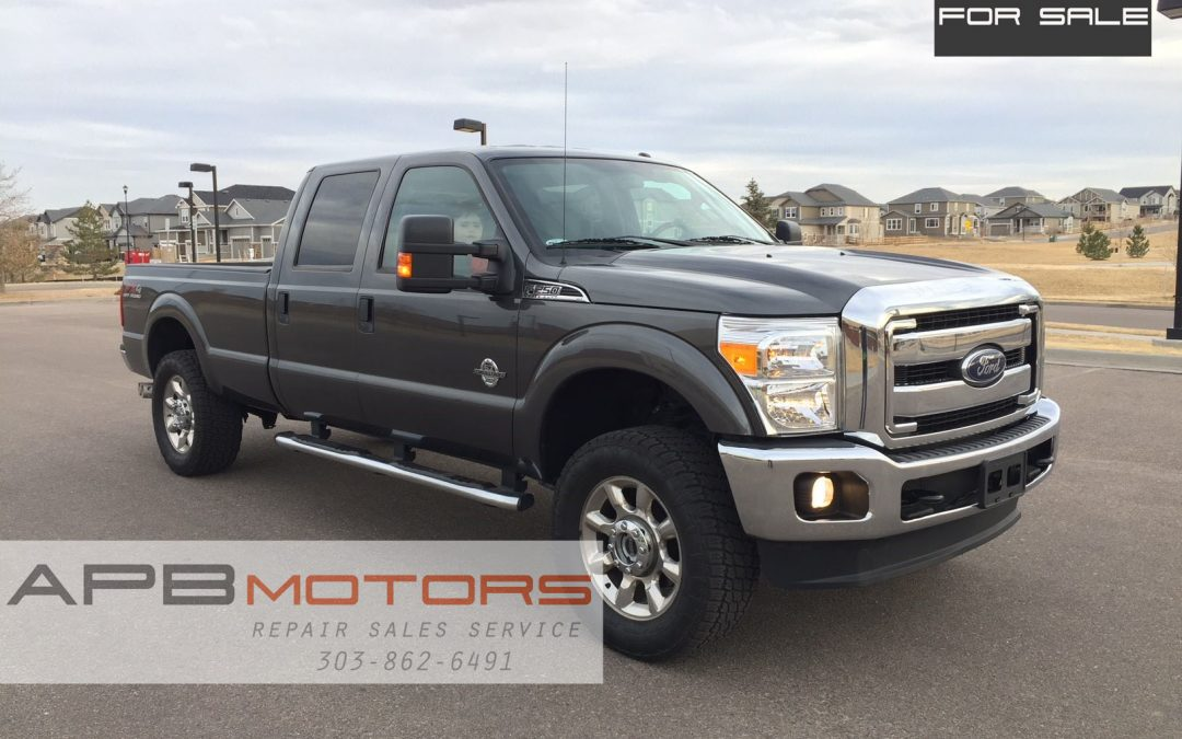 2016 ford f 250 xlt 4 4 long bed turbo diesel crew cab for sale in denver co sold. Black Bedroom Furniture Sets. Home Design Ideas