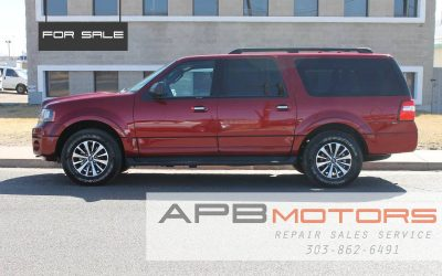 2015 Ford Expedition EL 5k mileage 4×4 Ecoboost Tow package SUV for sale in Denver, CO ***$29,500.00***