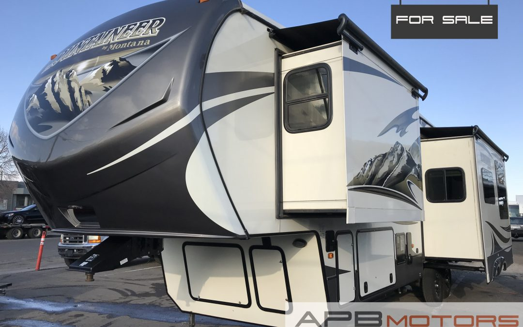 2015 Keystone RV Montana Mountaineer 295rkd model 5th wheel trailer rv for sale in Denver, CO ***SOLD***