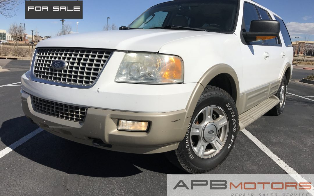 Ford Expedition Edbauer Edition Dvd Leather X Rd Row For Sale In