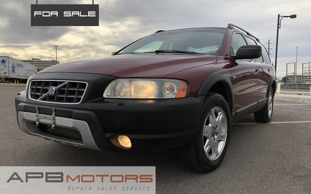 2006 Volvo XC 70 Cross country AWD Low Miles Leather Tow for sale in Denver, CO ***$6,000.00***