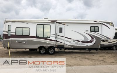 2011 Heartland Landmark Grand Canyon Luxury 5th wheel trailer rv for sale in Denver, CO  ***SOLD***