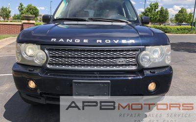 2007 Land Rover Range Rover HSE luxury in Denver, CO for sale in Denver, CO ***$10,000***