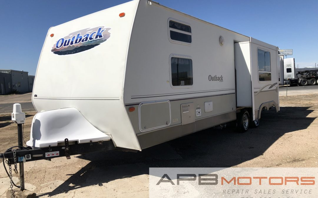 2005 Keystone Outback 28RSDS bunkhouse camper trailer sleeps 10 for sale in Denver, CO ***SOLD***