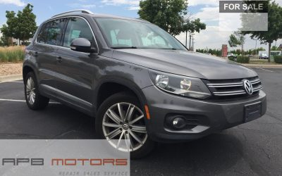 2012 Volkswagen Tiguan S 4Motion AWD Panorama roof 4dr SUV 2.0L I4 Turbocharger for sale in Denver, CO ***$10,500.00***