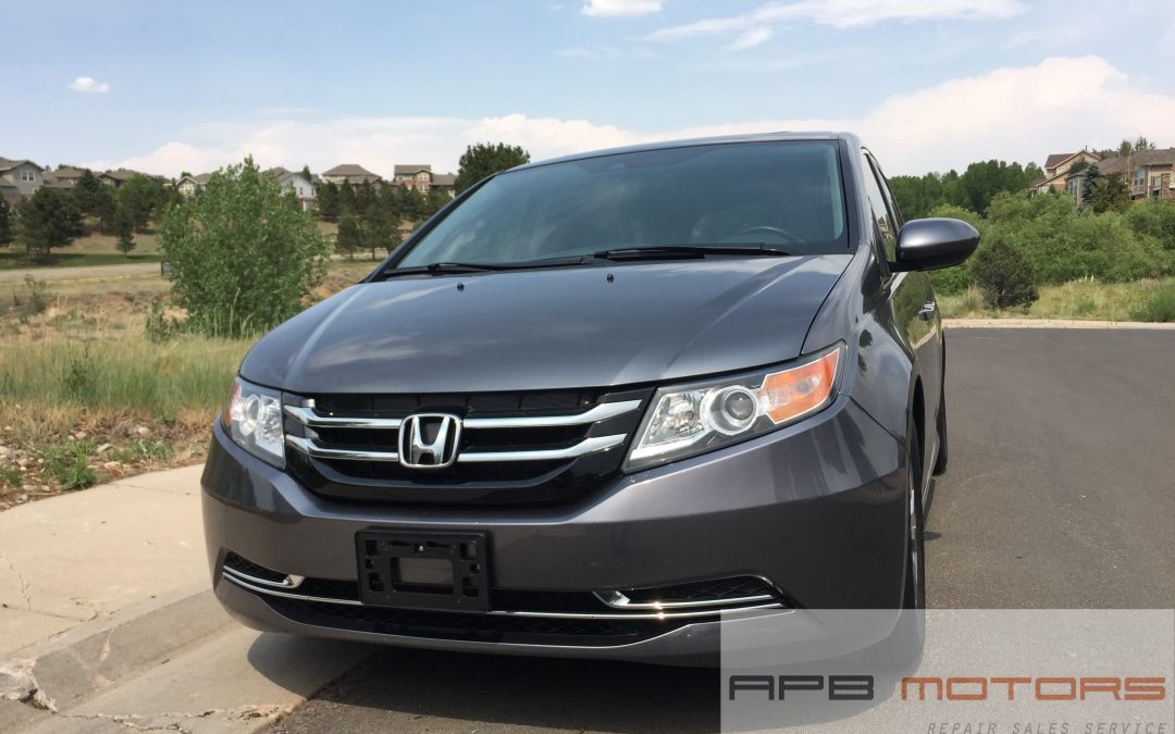 2014 Honda Odyssey EX-L FWD Denver, CO Sales – ***$21,750.00***