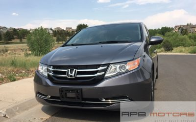 2014 Honda Odyssey EX-L FWD Denver, CO Sales – ***$20,600.00***