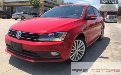 2015 Volkswagen Jetta SE 4dr Sedan 1.8L I4 Turbocharger Denver, CO – ***$12,000.00***