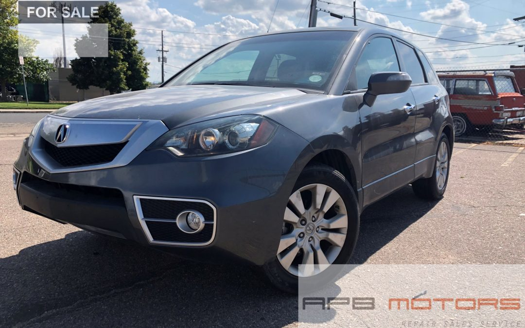2011 Acura RDX AWD 4Cyl Only 30k mi Turbo for sale in Denver, CO  – ***$13,500.00***