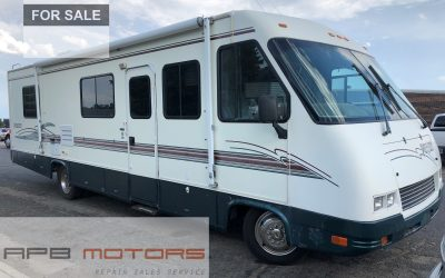1997 Georgie Boy Pursuit 3200 Motorhome Class A RV Denver, CO – ***SOLD***