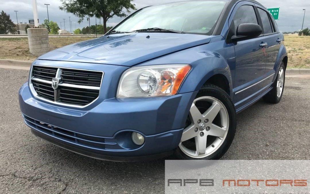 2007 Dodge Caliber R/T FWD *Specials – ***$4,300.00***