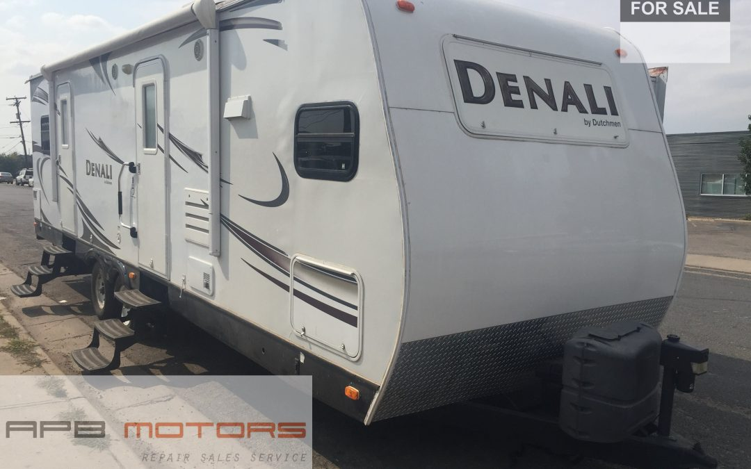2012 Dutchmen Denali travel trailer camper rv bumper pull – ***$12,000.00***