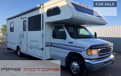 1999 Ford E-series Gulf Stream Conquest Motor home Class C RV Denver, CO – ***SOLD***
