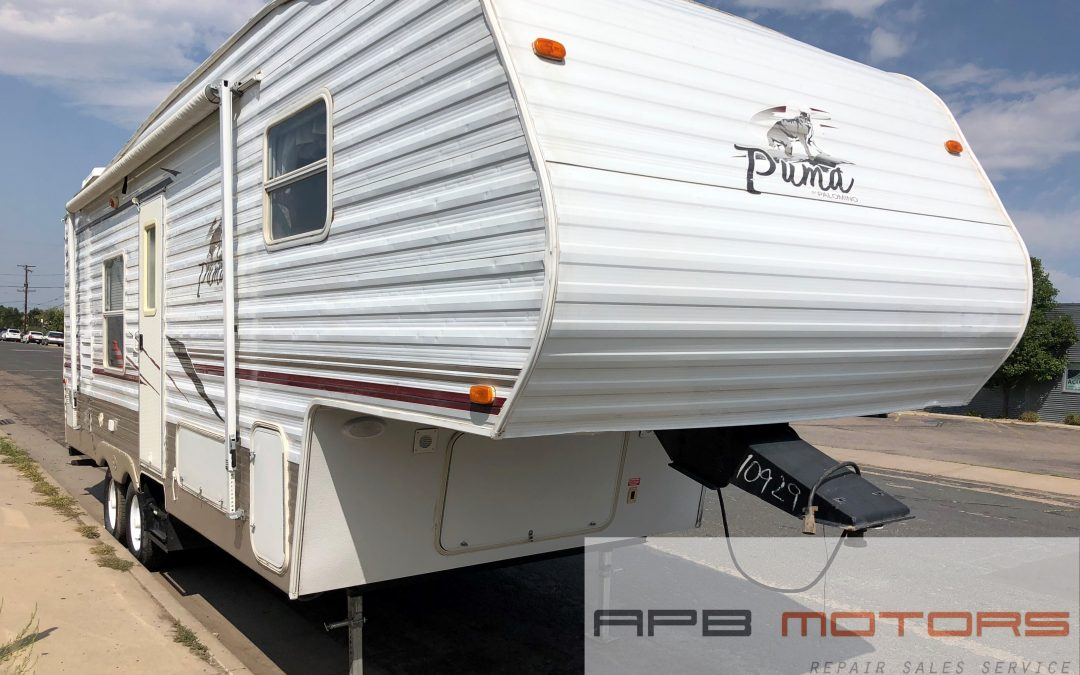 2007 Forest River Palomino Puma Camper Travel Trailer 5th Wheel RV for sale in Denver, CO – ***SOLD***